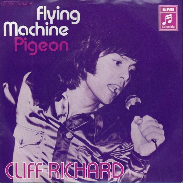Flying Machine / Pigeon