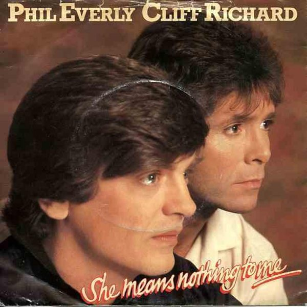 She Means Nothing To Me (with Phil Everly) / A Man And A Woman (PE Only)