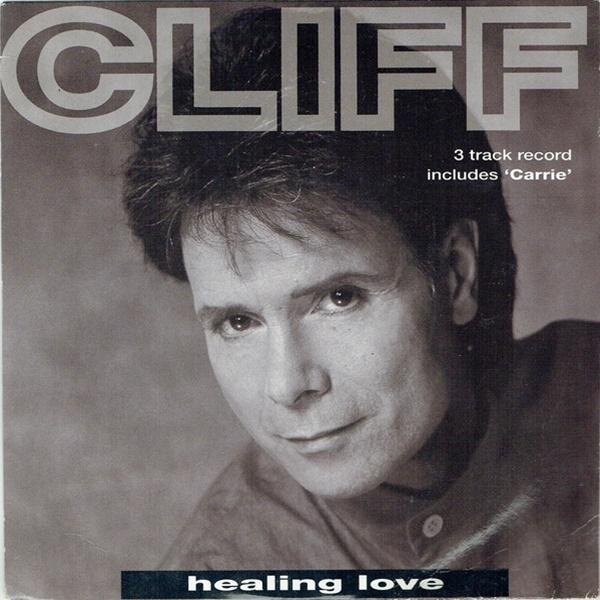Healing Love / Yesterday's Memories / Carrie - CD 1