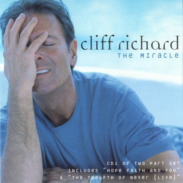 The Miracle/Hope FaithAnd You/The Twelth Of Never(live) CD1