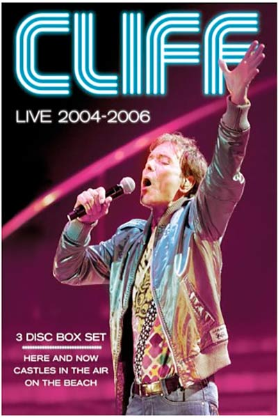 Cliff Live 2004 -2006