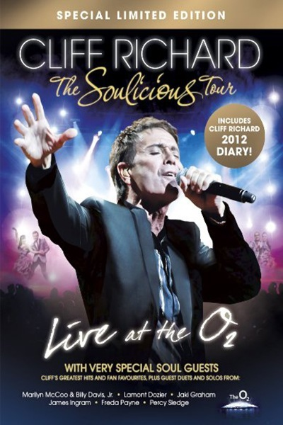 The Soulicious Tour, Live at The 02