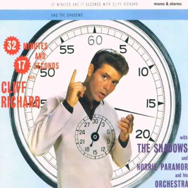 32 Minutes And 17 Seconds With Cliff Richard